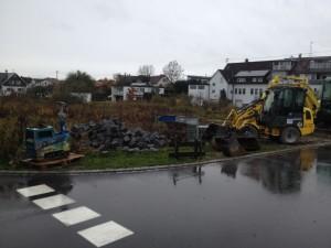 Belagerter Bauplatz 2